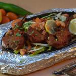 Tandoori Lamb Rib Chops