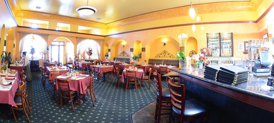 Delhi Diner Albany interior
